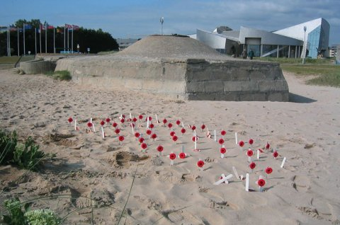 Courtesy of Juno Beach Centre