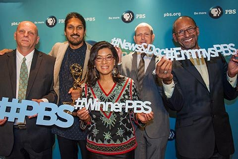 Lisa Valencia-Svensson and team won an Emmy Award for their documentary film about Wallace and Sumell.