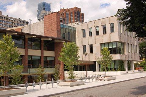 Goldring Student Centre, Victoria University