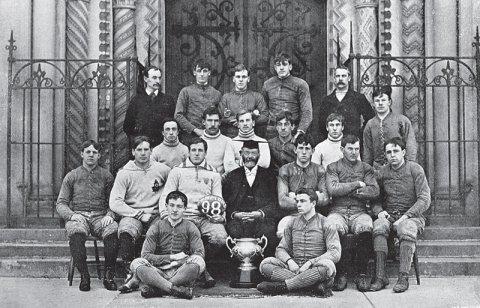01. 150 Years of Varsity Football
