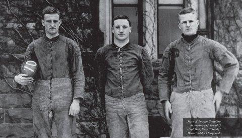 02. 150 Years of Varsity Football