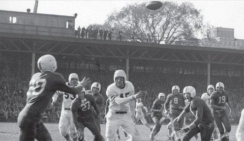 06. 150 Years of Varsity Football
