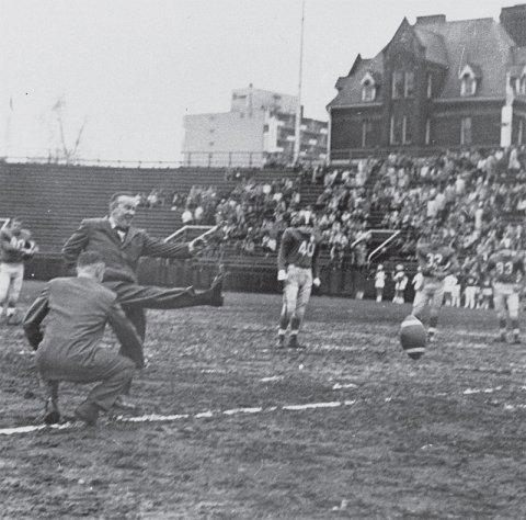 17. 150 Years of Varsity Football