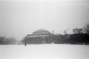 """""""Snowing"""" by Jonathan Kim (BSc 2006)"""