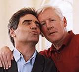 Michael Ignatieff and Bob Rae