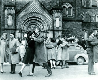 PHOTO: COURTESY OF UNIVERSITY COLLEGE ARCHIVES
