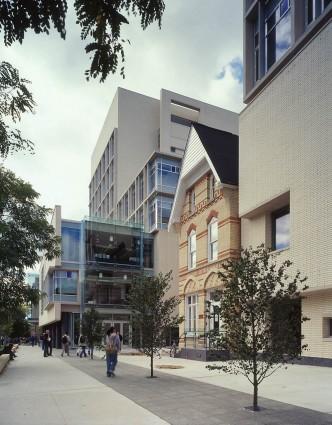 Photo: Steven Evans/Diamond and Schmitt Architects Inc.