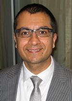 Dr. Rahim Hirji (BSc 1997 UTSc, 1999 MSc, 2004 MD)