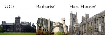 Vote for your favourite U of T Building