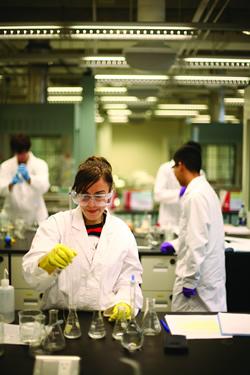 At the University of Toronto, the opportunity to conduct research under a professor's supervision is not just for graduate students. Undergraduates who want to explore their passions are able to undertake research to gain in-depth knowledge and skills.