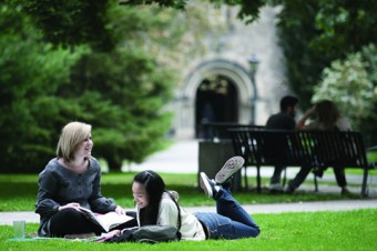 Student life at U of T is about choice. Students have access to more academic programs at U of T than at any other Canadian university. Our students can tailor their educational experience to match their interests and develop passions that will help them make their mark on the world.