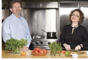 For Raymond Rupert and Bonnie Stern, food plays a central role in their involvement with U of T