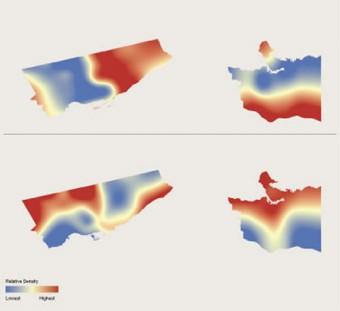 Map by Zara Matheson, Martin Prosperity Institute: Data Source: MPI Calculations: Raw Data: Jeff Potter, ATOF, Inc.