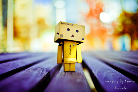 Photo of Danboard (Danbo) by Michael Yu