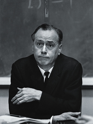 Photo by Henri Daumain, For Life Magazine, Courtesy of the Estate of Marshall McLuhan