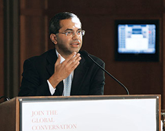 Prof. Dilip Soman s the inaugural director of the India Innovation Institute