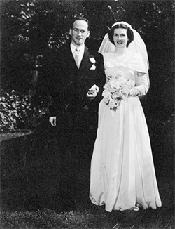 George and Barbara Rooke