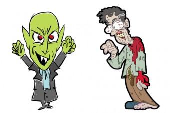 zombiesvampires