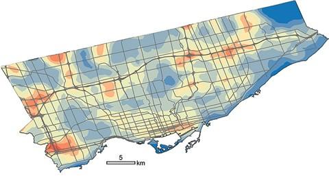 Map by Kelly Sabaliauskas.