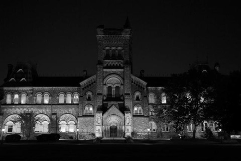 Photo by Brendan Spiegel. See http://narrative.ly/stories/custodians-of-a-ghostly-campus-legacy/