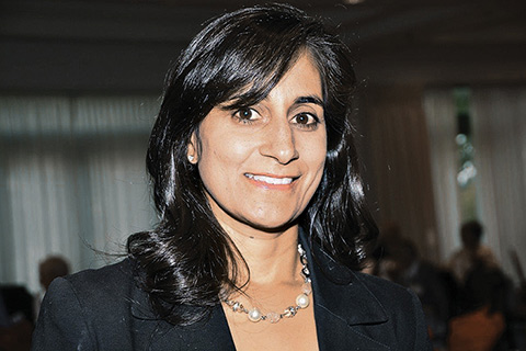Image result for Anita Anand is a professor of law and the J.R. Kimber Chair in Investor Protection and Corporate Governance at the University of Toronto