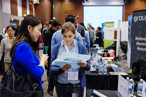 Boosting student startups at U of T. Photo by Makeda Marc-Ali.
