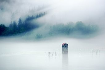 "Places/Things Runner-up: ""Misty Fjord"" by Maria Clauss"