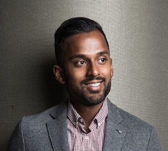 Profile photo of Robin Mazumder