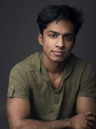 Rajiv Surendra. Photo by Luke Fontana.