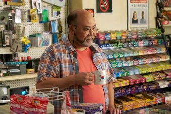 Actor Actor Paul Sun-Hyung Lee, a former student of UC's drama program, plays Appa on CBC's new comedy, Kim's Convenience. Photo courtesy of CBC.