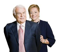 Photo of John H. and Myrna Daniels