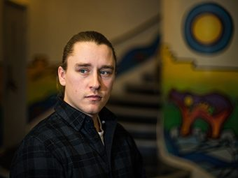 Photo of Ryan DeCaire by Jesse Winter/Toronto Star