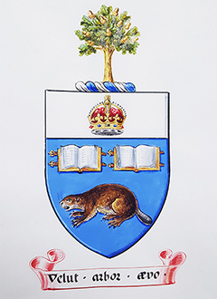 University of Toronto's coat of arms