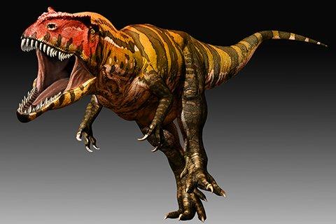 Giganotosaurus (JIG-a-no-tow-SAWR-uss)