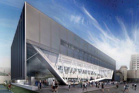 Goldring Centre for High Performance Sport*