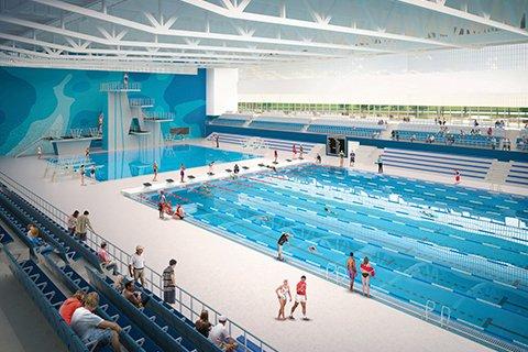 Toronto Pan Am Sports Centre, UTSC*