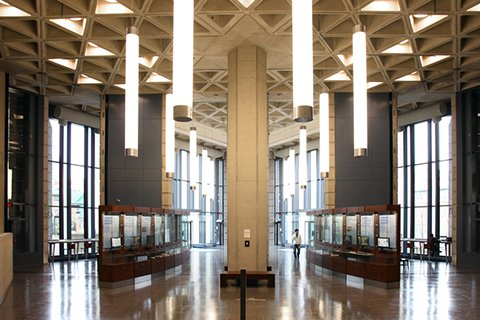 Robarts Library renovations