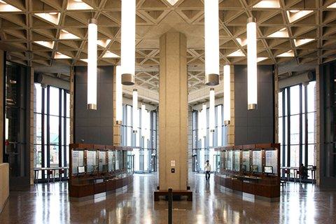 Robarts Library renovations