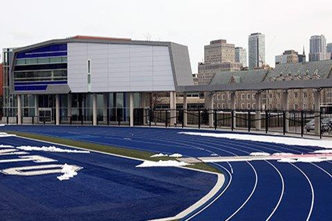 Varsity Centre and Pavilion