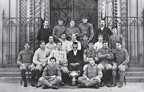 01. 150 Years of Varsity Football