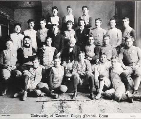 00. 150 Years of Varsity Football