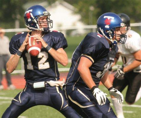 25. 150 Years of Varsity Football