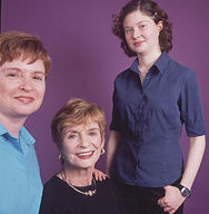 Lee Weisser, Merrijoy Kelner and Julia Weisser