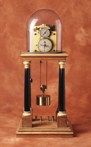 Photo of a clock