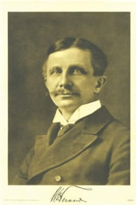 Bernhard E. Fernow, the first dean of U of T's Faculty of Forestry