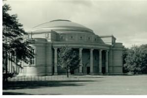Convocation hall