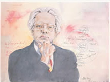 Portrait of Northrop Frye