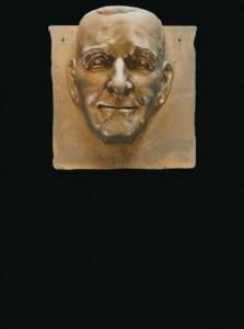 Laidlaw's golden visage