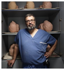 Professor Richard Reznick helped develop U of T's Surgical Skills Centre