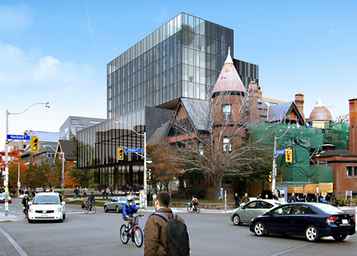 Rendering of Rotman